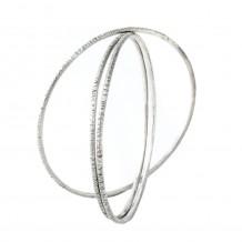 Bracciale Cerchio Rigido argento
