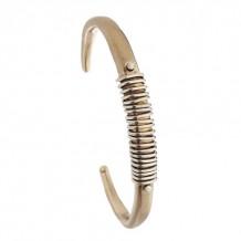 Bracciale Spirale Bronzo